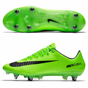 910a8961468 NEW Nike Mercurial Vapor XI SG-PRO Soccer Cleats 831941 303 Green ...