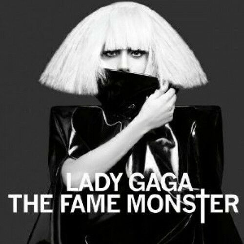 1 of 1 - The Fame Monster [Deluxe Edition 2-CD] by Lady Gaga.