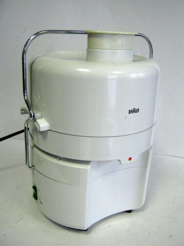 Braun MP50 Fruchtsaftpresse Zentrifuge Kloßreibe inklusive Filterband  QTvTu