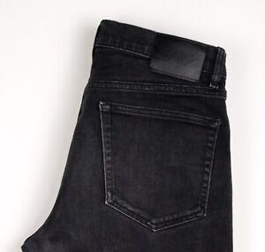 GANT Hommes Décontracté Slim Jeans Extensible Taille W30 L34 ATZ92