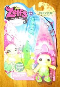 The Zelfs DAISY-MAY Daisy Zelf  Series 5 Medium Doll