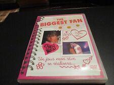 "RARE! DVD ""THE BIGGEST FAN"" Chris TROUSDALE, Kaila AMARIAH, Pat MORITA"