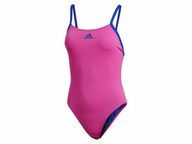 adidas Damen Badeanzug Infinitex 3 Streifen: