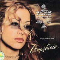 ANASTACIA - Not That Kind, Enhanced CD,  Sony Music Australia  ** CD** 2000
