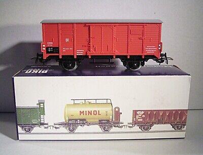 """Hell 06 143 Piko """"gedeckter Güterwagen Dr Feuerlöschzug Gerätewagen"""" Um Jeden Preis"""