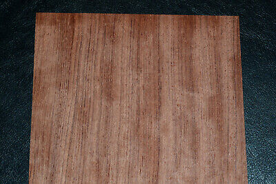 Bubinga Raw Wood Veneer Sheets 5.5 x 19 inches 1//42nd thick                2120