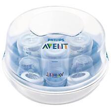Philips Avent Microwave Steam Bottle Steriliser for Baby Bottles