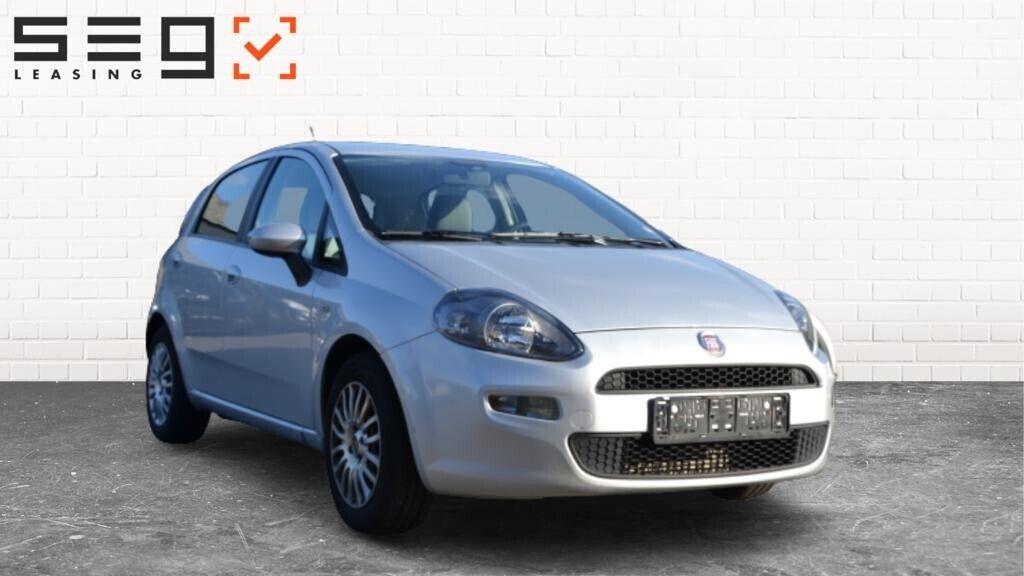 Fiat Punto 1,3 MJT 85 Pop 5d - 32.600 kr.