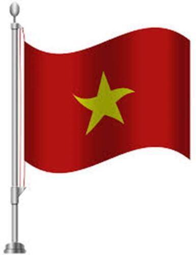 LARUE Lager BEER Red Export can VIETNAM 330ml 2016 Asia Collect EMPTY
