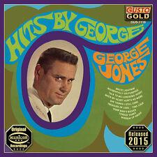 Hits By George - George Jones (2015, CD NIEUW)