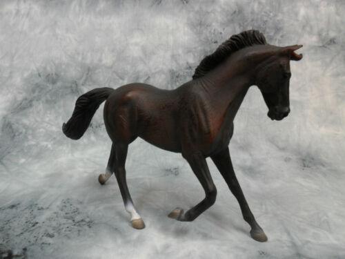 #88478 Model Horse Toy Figurine CollectA NIP Thoroughbred Mare Black