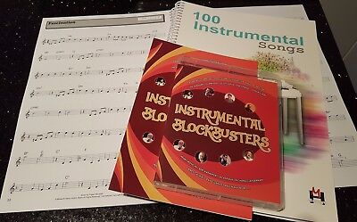 INSTRUMENTAL BLOCKBUSTERS USB 800 Tyros registrations for the book USB ONLY