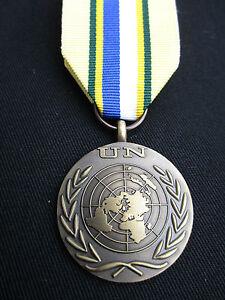 BRITISH-ARMY-PARA-SAS-RAF-RM-SBS-UN-Military-Medal-amp-Ribbon-SUDAN-2-New