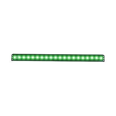 ANZO UNIVERSAL 24IN SLIMLINE LED LIGHT BAR GREEN 861155