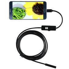 Dodosee A7TR5 Unlocking 1.3 Million Pixel 5m Cord 7mm Lens Industrial Endoscope
