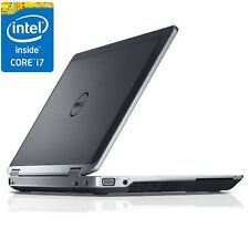 "Dell Latitude E6430 14"" LED (Intel Core i7, 8GB RAM,256GB SSD, DVDRW, Win 10 Pro"