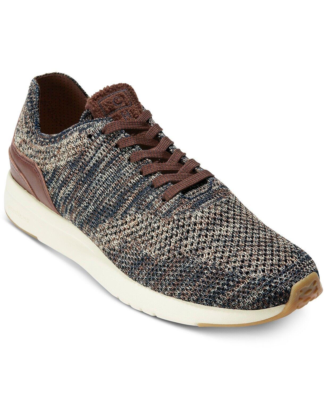 NIB NIB NIB Cole Haan Men's GrandPro Running scarpe da ginnastica w Stitchlite Navy  Pine Cone C28576 d6e322