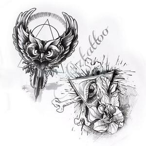 Craneos De Animales Tattoo