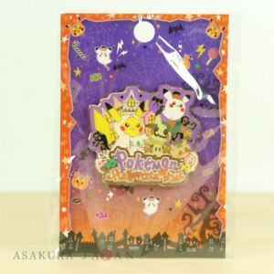 image is loading pokemon center original pokemon halloween time pin badge