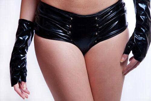 Hot Pants Hot Pants Gauntlets Arms TULIPANI//top with Bra Lycra Set: Top con reggiseno