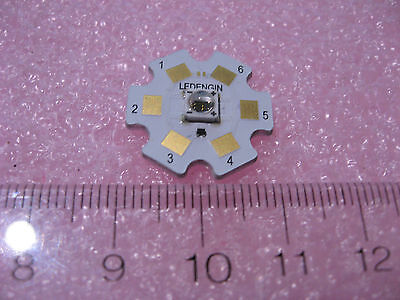 Infrared LED Engin LZ1-10R400 IR Emitter 850nm High Power w. Metal Base Qty 1
