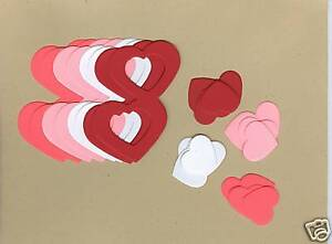 AccuCut Valentine #2 Die Cuts