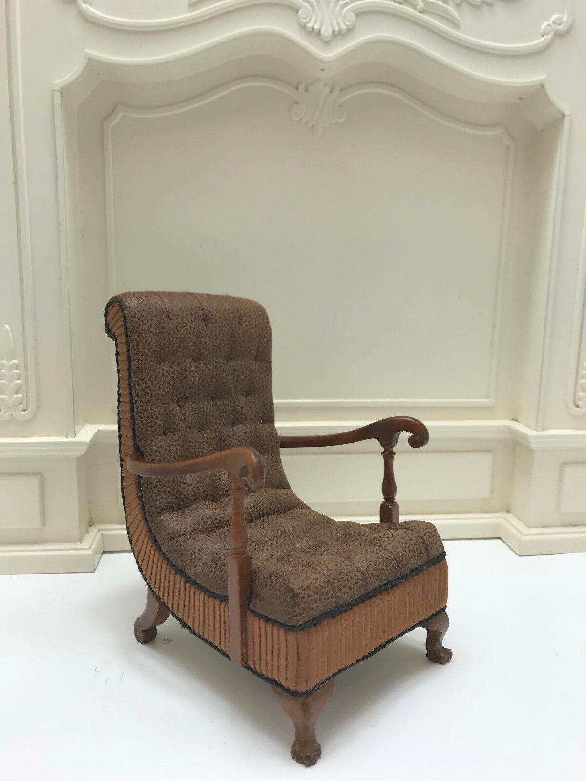 1/6 Maßstab Playscale Stuhl Barbie Modischer Royalty Blythe Bjd