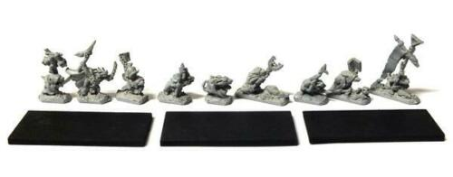 Warmaster Skaven Characters 10mm