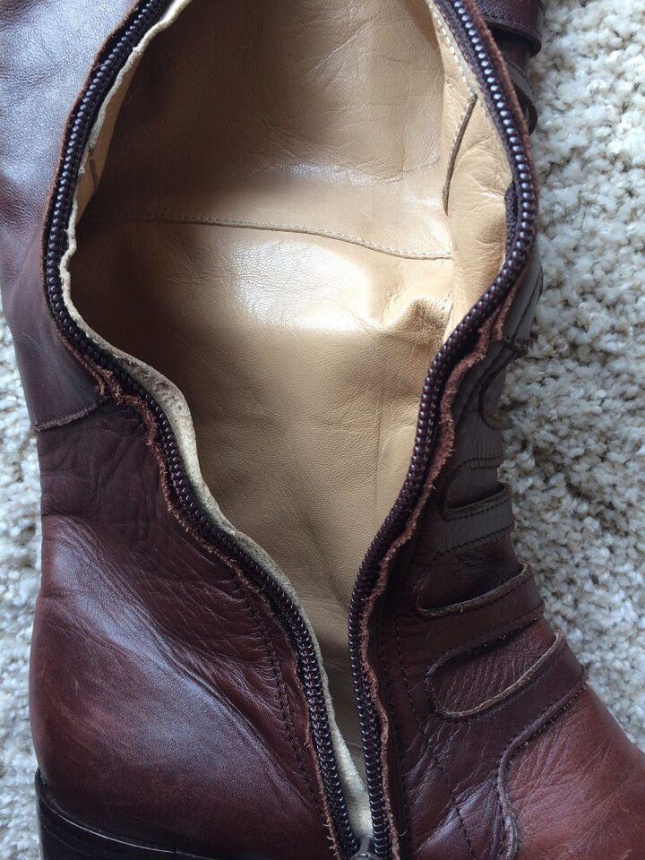 Støvler, str. 38, Pied A Terre (rouge)