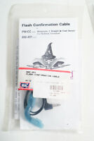 2x Pocket Wizard 802-451 Pw-cc Miniphone 3' Confirmation Cable Multimax (083)