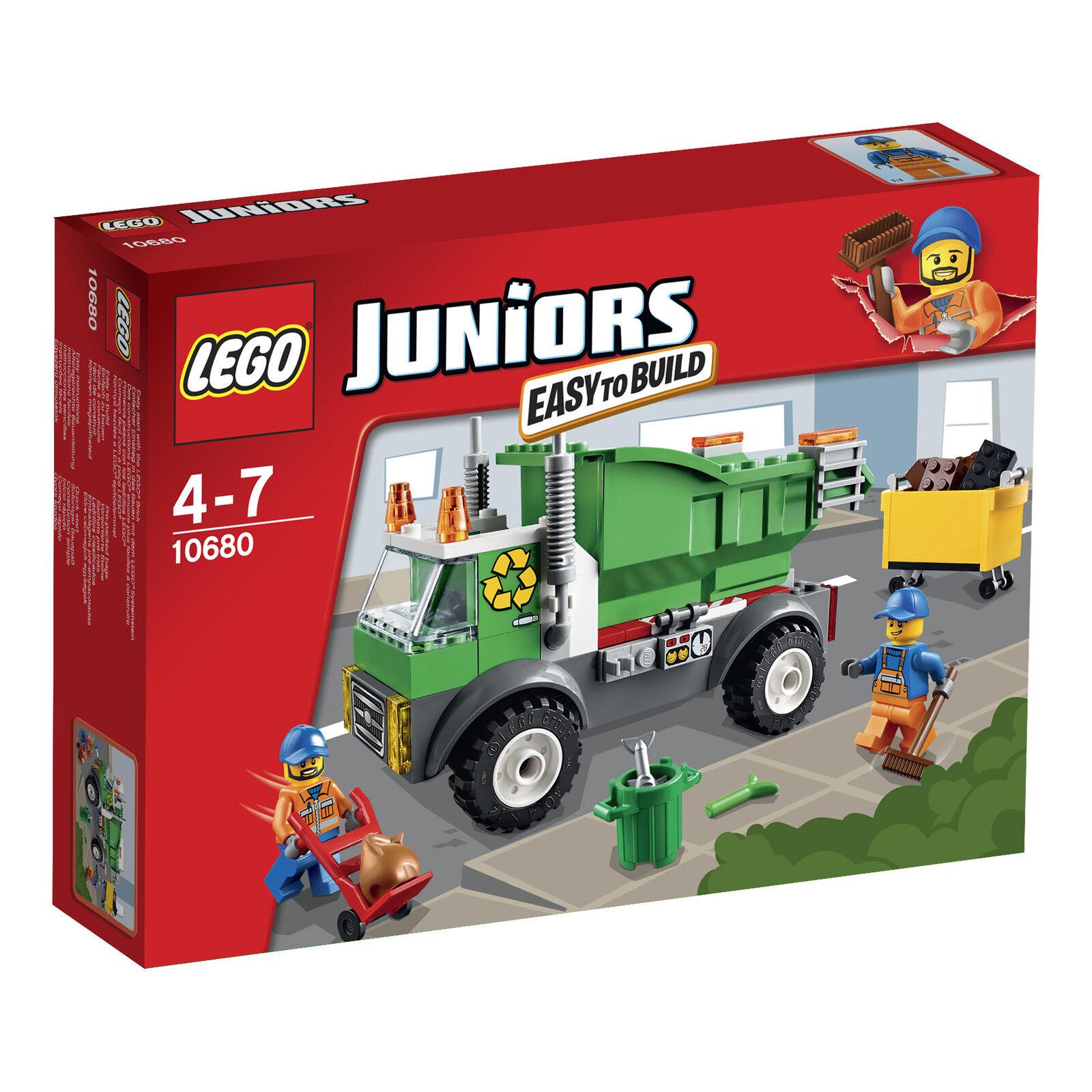 LEGO® Juniors 10680 Müllabfuhr NEU OVP_ Garbage Truck NEW MISB NRFB