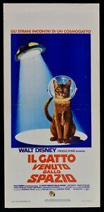 Plakat Die Katze Kam Vom Raum Cat From Outer Space Walt Disney B L84