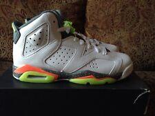 ce791f990b56 item 4 Nike Air Jordan 6 Retro BG White Ghost Green 384665-114 Size 6.5Y  Women s 8 -Nike Air Jordan 6 Retro BG White Ghost Green 384665-114 Size ...