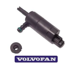 Washer-Pump-for-Headlights-VOLVO-C30-S40-V50-C70-2004-8620396