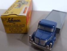 Original Schuco Piccolo Nr. 749, blau, Made in W. Germany im OK, absolut mint !
