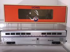 LIONEL 6-29168 Amtrak Superliner Stationsounds™ SUPER SCARCE TESTED AND GOOD