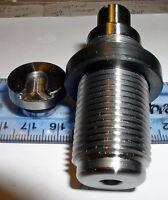 22 Magnum Full Length Resizing Die & Shell Holder Reloading 22mag, 22wrf & 22win
