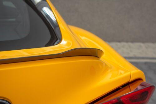 CUP Heckspoiler SCHWARZ für Toyota Supra MK5 Spoiler Heck Aufsatz Verlängerung