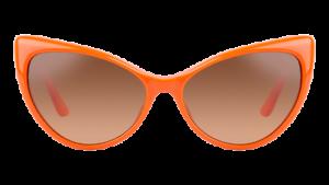 Neuf-Tom-Ford-Anastasia-TF303-Orange-Chat-Eye-Lunettes-de-Soleil-FT303-303-Retro