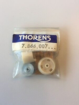 RARE VINTAGE NEW OLD STOCK THORENS TD 125 MK I MOTOR WITH PULLEY