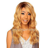 Hollywood Human Remy Hair Lace Front Wig - Hrh Lace Wig Onyx