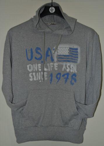 Oversize Homme Taille Italie Capuche 4xl Sweatshirt Plus Taille Gris wqXcv7EZ