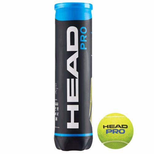 4 Balls Head Pro Tennis Ball Can