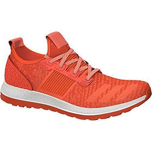 New Men's Adidas PureBoost ZG Running shoes orange Size 13