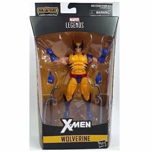 IN-HAND-Marvel-Legends-Wolverine-X-Men-Wave-3-w-Apocalypse-Piece-READY-TO-SHIP
