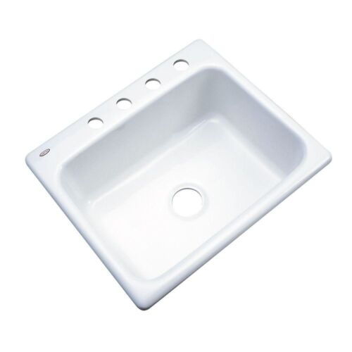 Thermocast Inverness White Sink Model 22