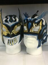 KALISTO & SIN CARA KIDS LUCHA DRAGONS WRESTLING MASK WWE FANCY DRESS UP COSPLAY