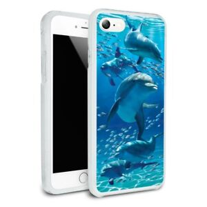 dolphin iphone 8 case