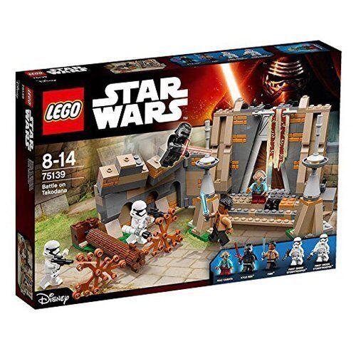 Lego 75139 - Basize en Takodana - Star Wars - NUEVO