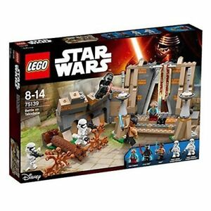 Lego 75139 - Battle In Takodana Star Wars Nouveau